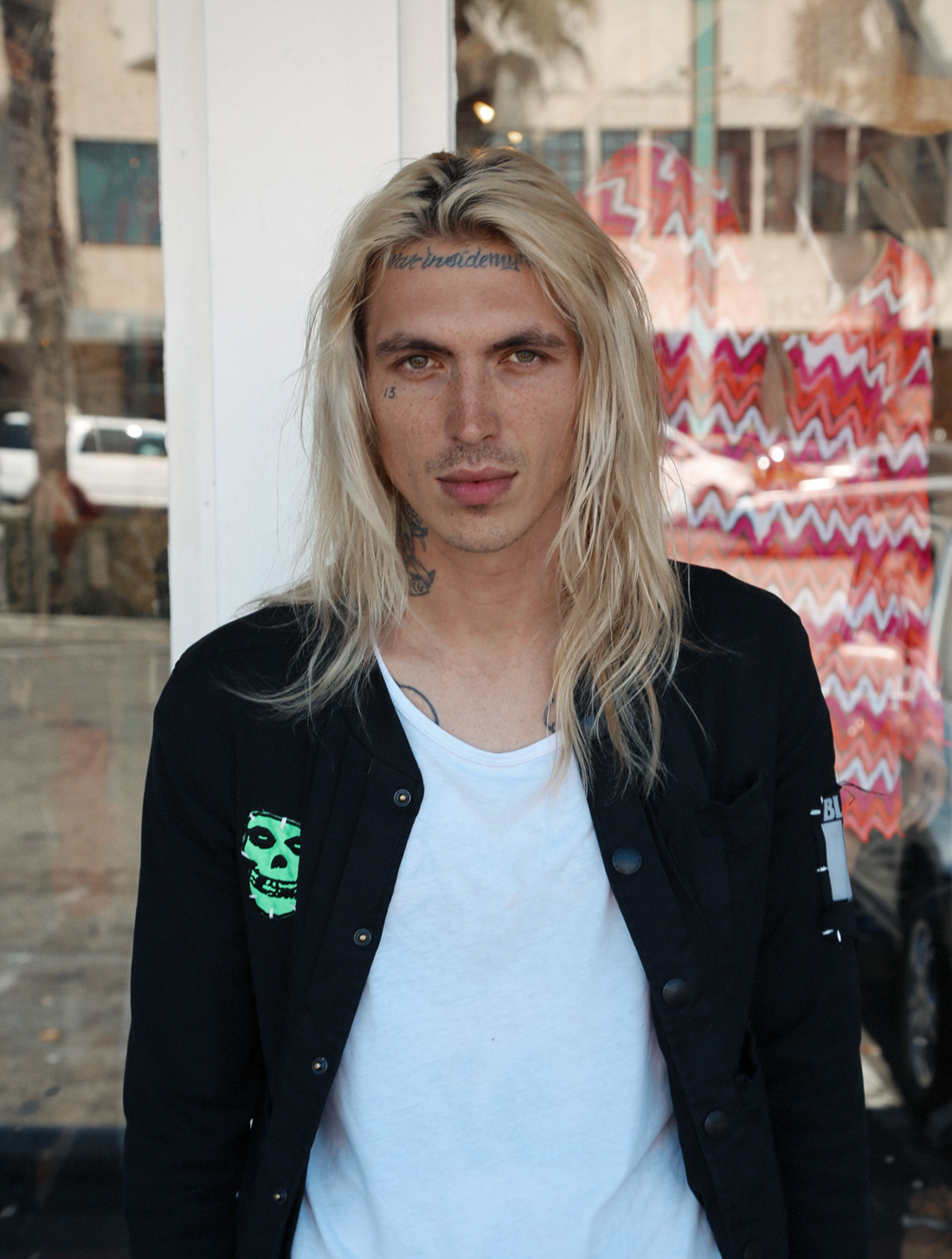 lana del rey bradley soileau dating website The famous male model, well known for his character in the videoclip born to die from lana del rey, and his severals tattoos, is now on interview on.