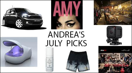 andrea picks