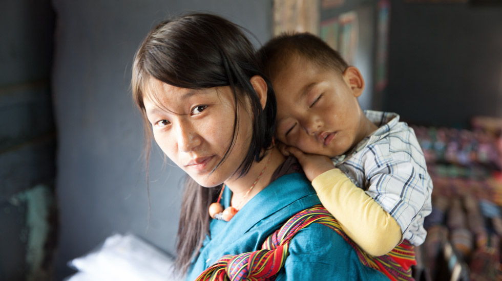 BHUTAN: PORTRAIT OF A HAPPY LAND